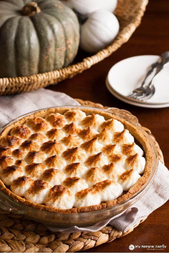 Gluten Free & Dairy-Free Sweet Potato Pie Recipe