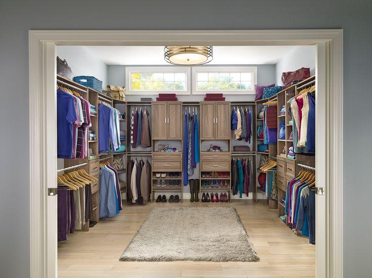 275 best Bedroom Closets images on Pinterest | Bedroom closets, Master  closet and Closet space