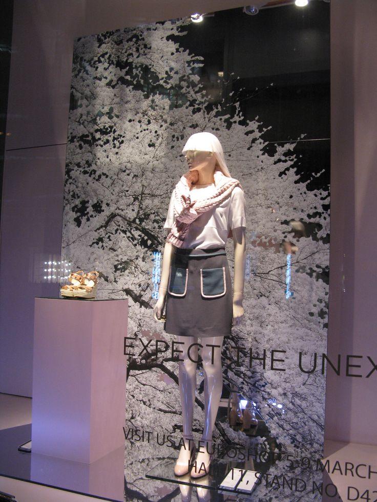 euroshop. euroshop 2017. window display. fashion. visual merchandise. shop desing.