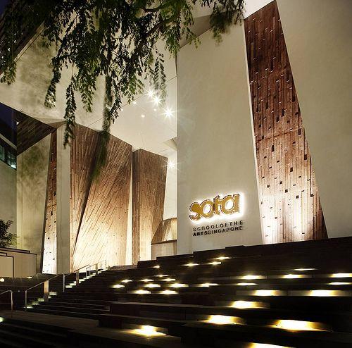 WOHA Architects - Singapore School of the Arts - Photo 16.jpg | Flickr - Photo…