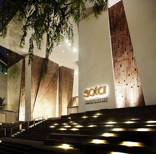WOHA Architects - Singapore School of the Arts - Photo 16.jpg | Flickr - Photo Sharing!