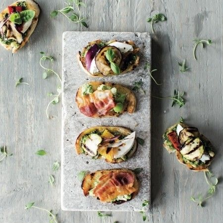 55 best christmas canape ideas images on pinterest canapes recipes christmas canape recipe for mediterranean crostini and other vegetarian party food and recipe ideas from red online forumfinder Image collections