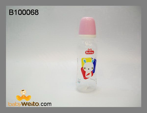 B100068  Botol Susu  BPA Free  Warna sesuai gambar  Ukuran : 240ml  IDR : 40*