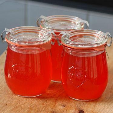 Holunderblütengelee, goldig, knallorange oder beschwipst Rezept | Küchengötter