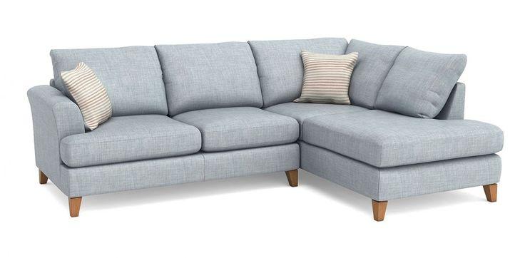 Wrap Left Arm Facing Corner Sofa from DFS £899