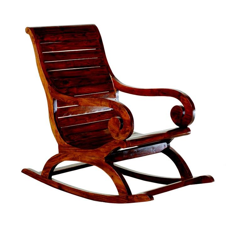Rocking-chair authentique Saloot