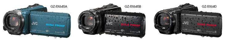 Videocamere JVC