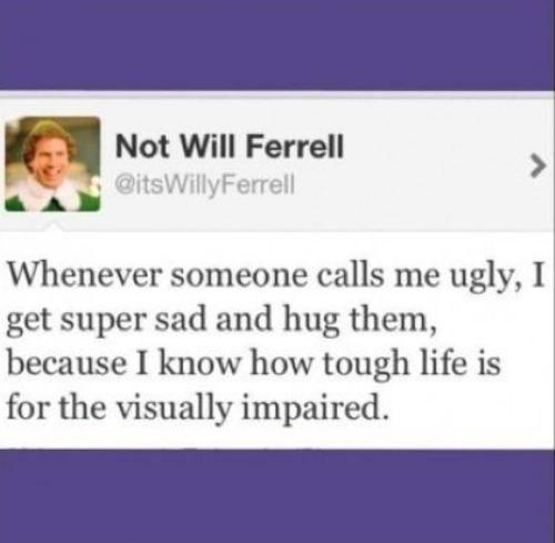 Love Will Ferrell!