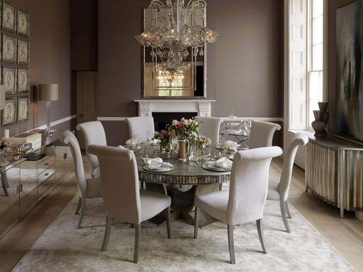 Regents Park London Luxury Dining Interior Design