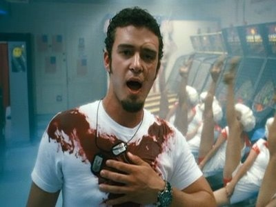 """""""I got soul but I'm not a soldier"""" great part in Southland Tales... love this movie!"""