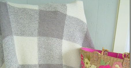 How easily a blanket like this gets started. How cavalier I am about these things. A moment of inspiration -- oh, gee, here's a goo...