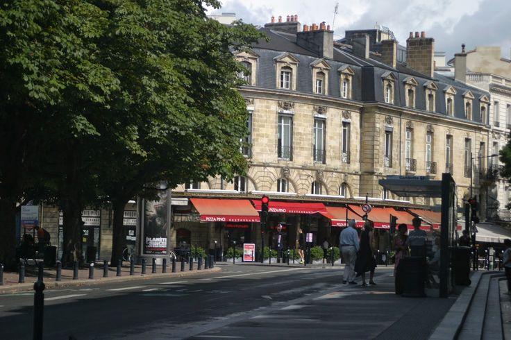 4. Un viaje a Francia IV. Tercer día, llueve.