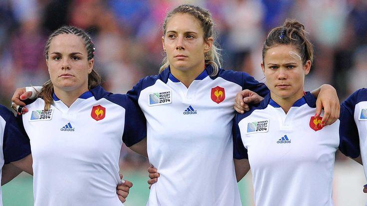 """Mondial Féminin - Marjorie Mayans: """"On est venu gagner cette Coupe du monde"""" - Rugbyrama - 11/08/2014"""