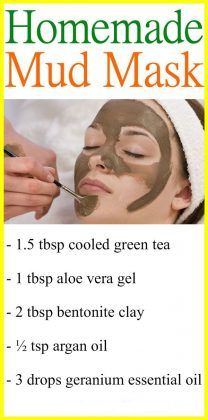Beauty Tips: Oily Skin? Whip Up This DIY Mud Mask …