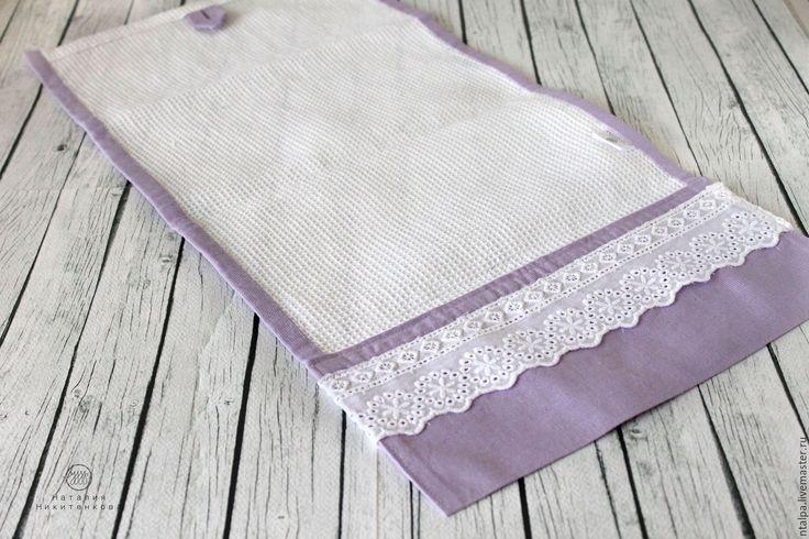 """Купить Полотенца кухонные """"Лаванда"""" - полотенце кухонное, для кухни, набор для…"""