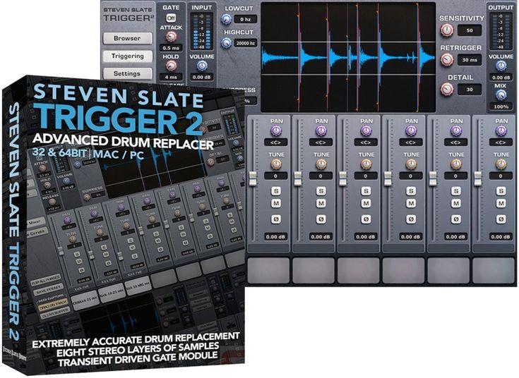 Steven Slate drum samples wav
