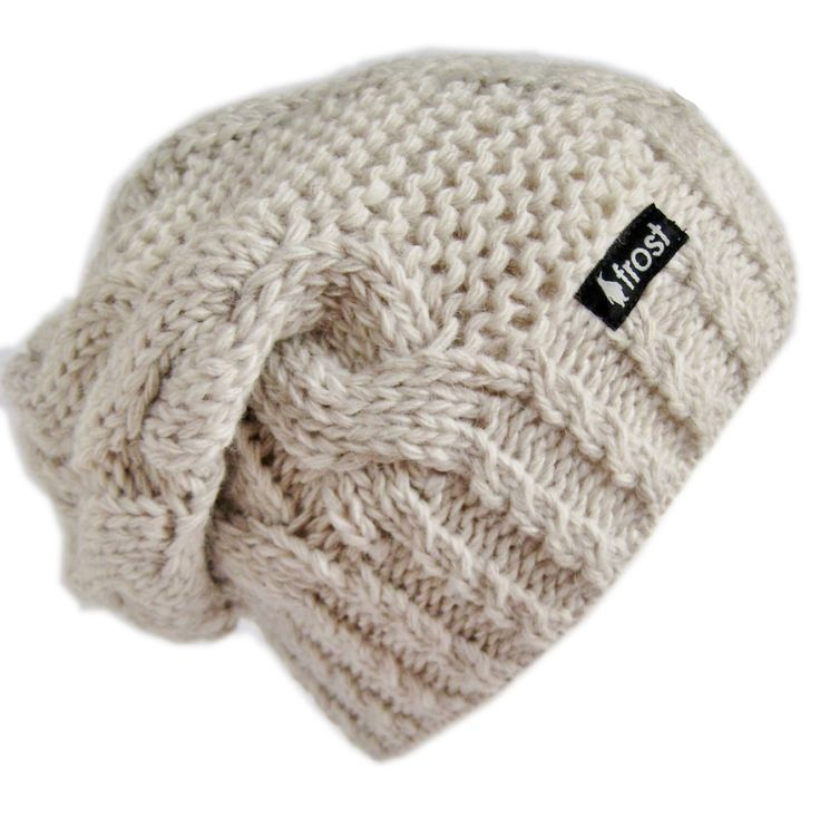 Slouchy Hat for cold days