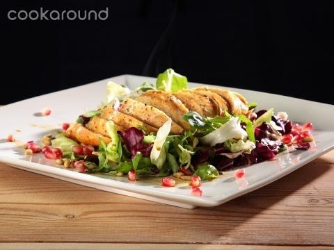 Insalata tiepida di pollo | Cookaround