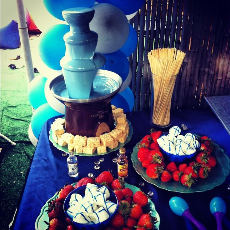 Birthday Party Ideas Augusta Ga: 25 Best Images About Dessert: Chocolate Fountain On