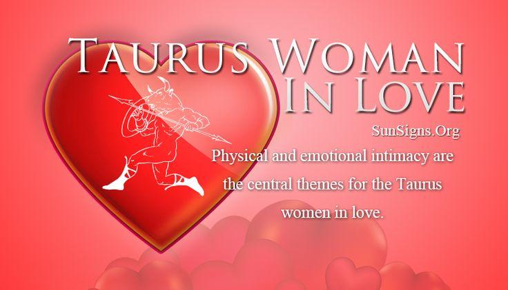 Körperliche und emotionale Intimität sind die zentralen Themen für die Stier-Frauen in der Liebe. Die Stier-Frau in der Liebe ist ein Geschöpf der wahre Sinnlichkeit. <3 Physical and emotional intimacy are the central themes for the Taurus women in love . The Taurus woman in love is a creature of true sensuality.