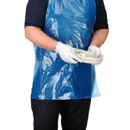 Envirotex Disposable Aprons on a Roll Blue x 200 Disposable plastic aprons on a roll - blue x 200 Ideal for clinic, practice, medical, catering and beauty enviroments. Unisex aprons - http://www.MightGet.com/january-2017-11/envirotex-disposable-aprons-on-a-roll-blue-x-200.asp