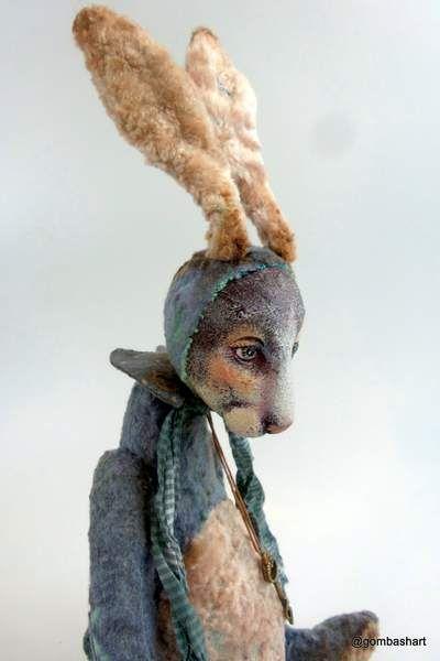 Bunny Goody By Tatiana Gombash - Bear Pile