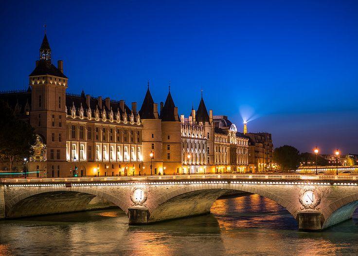 Paris at Night | Flickr - Photo Sharing!  Joshua Young