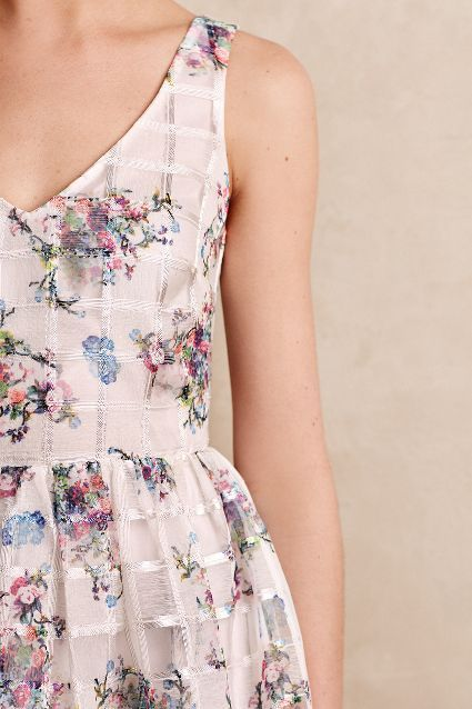 Peony Garden Dress - anthropologie.com