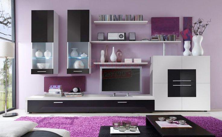 Modern Living Room Furniture Ideas #interior #pink #livingroom #design #modern #cozy - HomeSketch.org