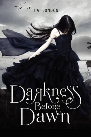 Darkness Before Dawn by J.A. London. Bought this book for my June 2012 order.