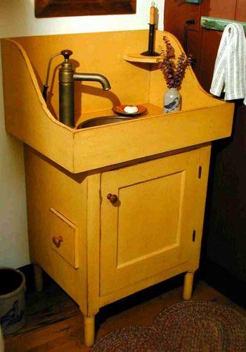 Bathroom Vanity By The Workshops Of David T.