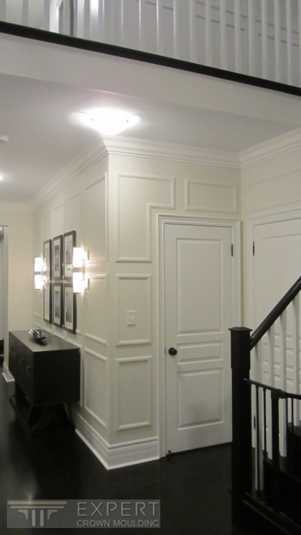 Best Crown Moulding Images On Pinterest Crown - Cornice crown moulding toronto wainscoting coffered ceiling