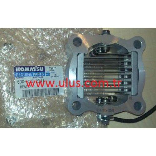 600-815-2341 Isıtıcı Emme manifold SA6D105 Komatsu