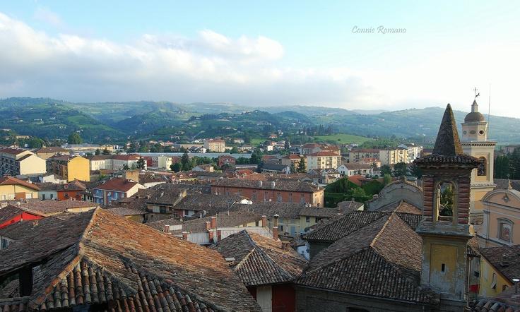 Canelli's landscape....
