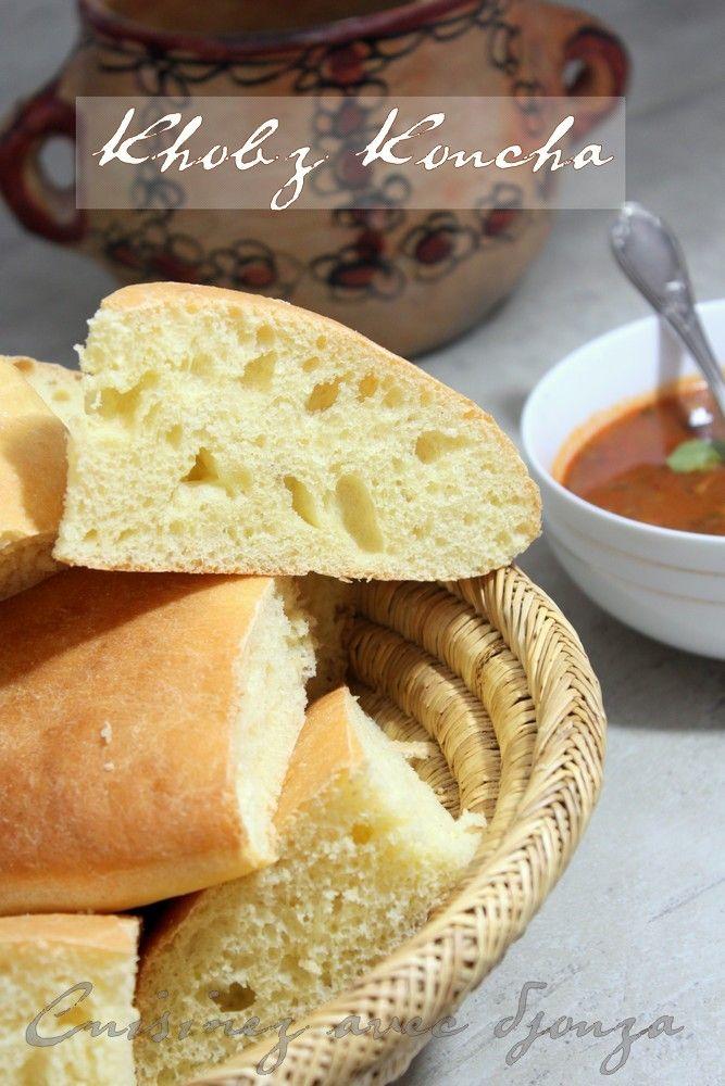 Pain traditionnel alg rien khobz koucha facile 1 pain - Cuisine algerienne facebook ...