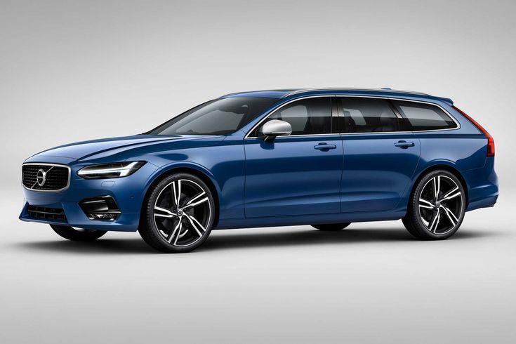 2020 Volvo V90 Specification Pictures | Volvo