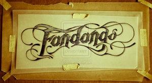 Tattoo Script - Fandango by ~MVRH on deviantART