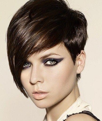 fancy short haircuts