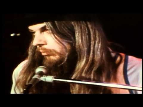 """Joe Cocker """"The Letter"""" - An excellent performance during the 1970 Mad Dogs & Englishmen tour with Leon Russell. This tour put such a strain on Joe's voice and Leon pushed him so hard that he left the tour early. But not before historic footage was made of great moments in Rock and Roll. Particularly stressing was the song """"Cry Me A River"""". But footage of that performance was one of his best. He was never able to sing the song like that again."""