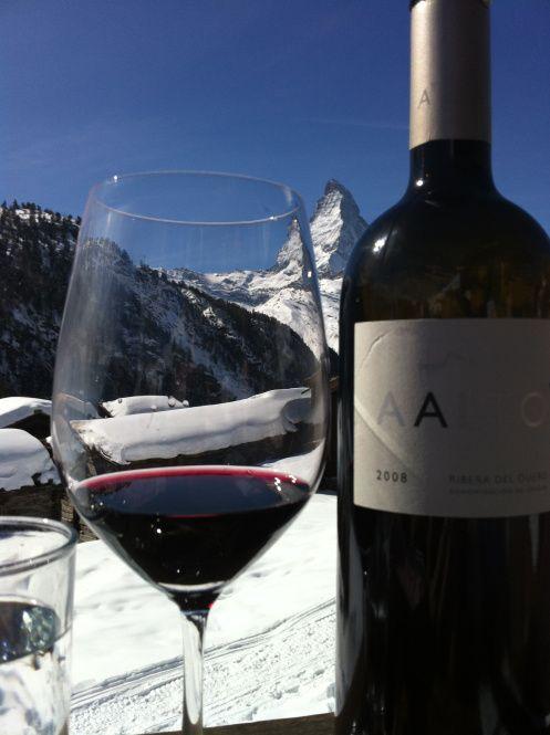 Wein mit besten Aussichten