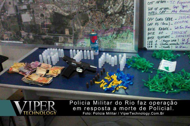 Republicação: 19 de Fevereiro de 2015  Policiais Militares do Comando de Operações Especiais (COE), Batalhão de Ações com Cães (BAC), Batalhão de Policia de Choque (BPChq), Batalhão de Operações Policiais Especiais (BOPE) e Unidade de Policia Pacificadora (UPP Cidade de Deus) realizaram na manha desta quinta-feira (19) ...  Leia mais em: http://www.vipertechnology.com.br/?p=5533