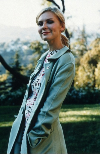 Kirsten Dunst- ladylike