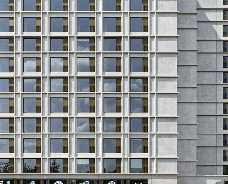 Fassade frontal textur  221 besten Fassaden Bilder auf Pinterest | Fassaden, Architektur ...