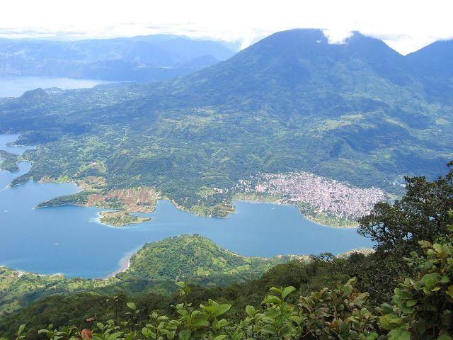 LAGO AMATITLÁN (GUATEMALA) - CHILE POST™