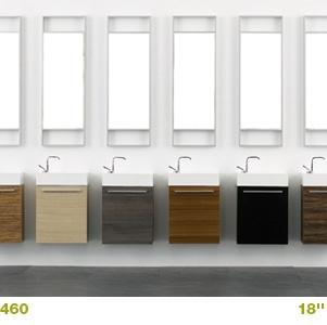 """Veneto Bath 460 (18"""" wide x 10"""" deep)"""