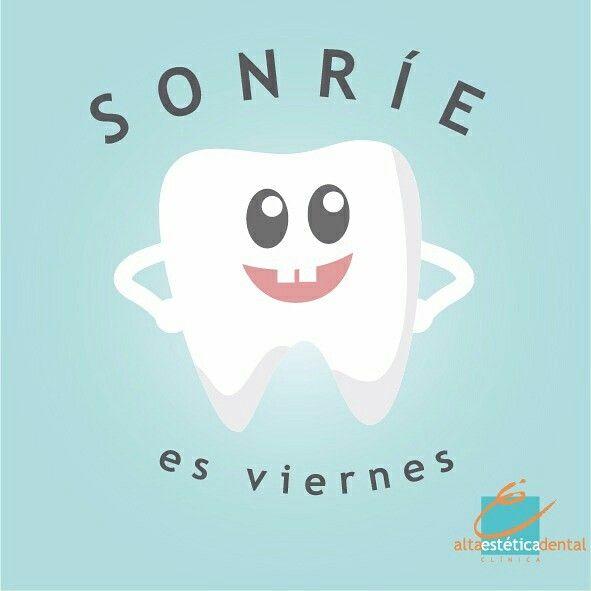 Feliz fin de semana. K & F Dental-Spa. Recuerda...... que la limpieza dental es dos veces al año. Agenda tu cita hoy (664)685.00.58