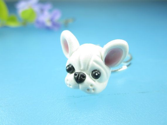 polymer clay dog jewelry - Google Search