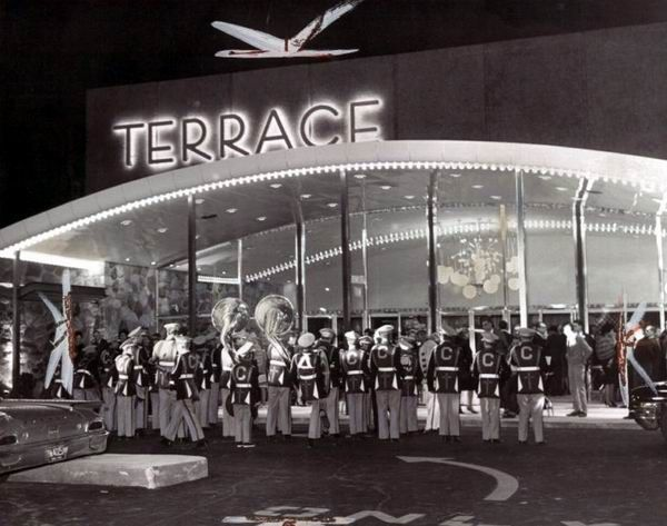 788 best growing up in detroit images on pinterest for Terrace theater movies