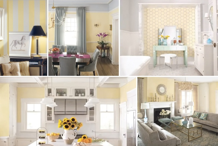 133 best images about paint paint paint some more on for Benjamin moore color of the year 2013