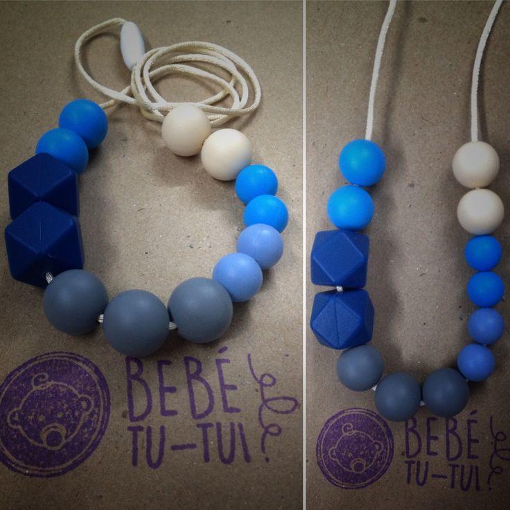 Food grade silicone necklace